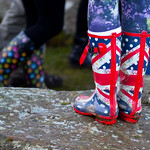 Wellies at the Solstice