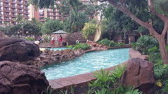 Disney Aulani lazy river