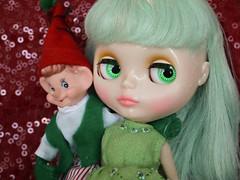 Hugs from Mr. Elf