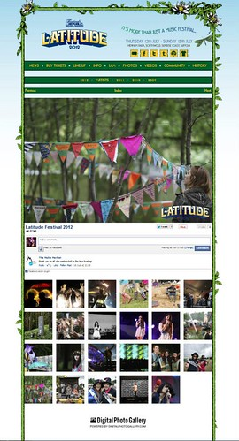 Latitude Festival - Gallery of my images