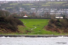 The Snake, Larne (MarkHaggan) Tags: park sea waves path snake promenade northernireland townpark ulster countyantrim antrim irishsea larne thesnake