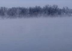 Rivire des Prairies (Fransois) Tags: winter river montral hiver rivire laval qc riviredesprairies