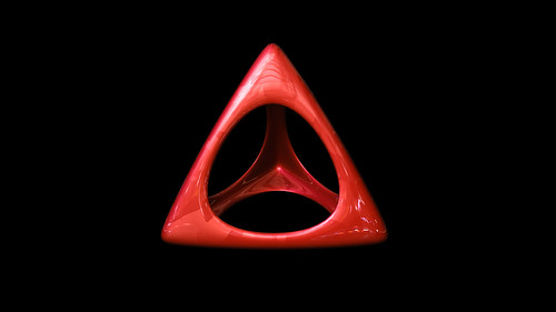 """tetrahedron soft • <a style=""""font-size:0.8em;"""" href=""""http://www.flickr.com/photos/30735181@N00/8326456296/"""" target=""""_blank"""">View on Flickr</a>"""