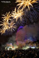The EDF London Eye, New year fireworks (Nigel Blake, 12 MILLION...Yay! Many thanks!) Tags: new color colour london eye night spectacular photography display fireworks year nighttime blake pyro nigel 2012 spectacle the thelondoneye pyrotechnic 2013 newyearfireworks