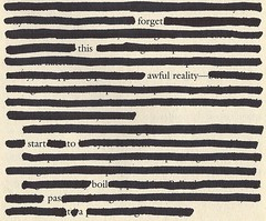 (neekaisweird) Tags: bravenewworld blackoutpoetry