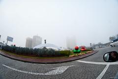 Niebla en Guadalajara (raulmacias) Tags: mexico guadalajara jalisco 8mm minerva niebla riu rokinon