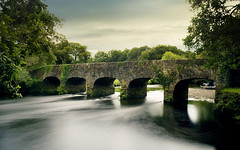 "WALL (2168) (NMPUC) Tags: bridge ireland irish nature creek landscape landscapes europa natur bridges irland bach brook landschaft brooks creeks landschaften bruecke bruecken irisch baeche irische brcke irisches brcken bche b""che"