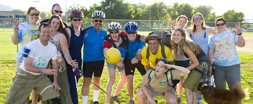 Photo - Adult Kickball