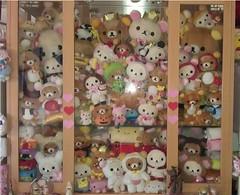 Rilakkuma Collection (eyes0nme19) Tags: plush collection kawaii rilakkuma korilakkuma