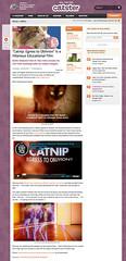 Catster - Catnip: Egress to Oblivion?