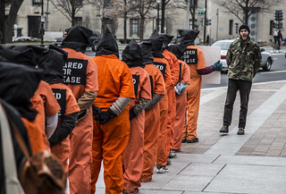 Witness Against Torture: Detainees, March!