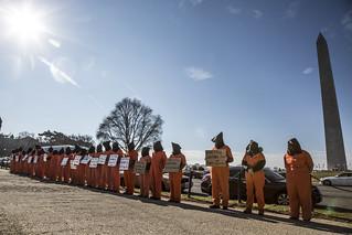 Witness Against Torture: Washington Monument