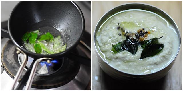 Tamil Hotel-Style Coconut Chutney-Thengai Chutney Recipe