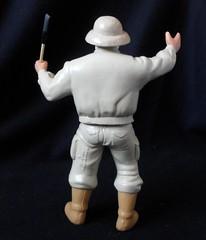 Custom LJN Kim Chee (batterysnogood) Tags: toys wrestling 80s custom figures wwe wwf superstars ljn