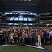 Cowboys Stadium tour for admitted students