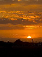 sunset (Raikyn) Tags: sunset newzealand hawkesbay