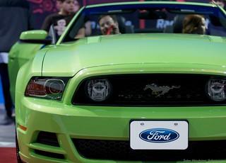 2013 Washington Auto Show - Upper Concourse - Ford 17 by Judson Weinsheimer