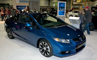 2013 Washington Auto Show - Lower Concourse - Honda 3 by Judson Weinsheimer