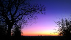 The sky at night [EXPLORED] (Raven Photography by Jenna Goodwin) Tags: sunset sky beautiful night landscape photography colours staffordshire stoke flickrandroidapp:filter=none