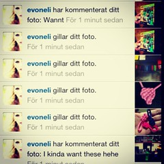 Thanks for the love @evoneli <3 (swecficklampa) Tags: square squareformat iphoneography instagramapp xproii uploaded:by=instagram