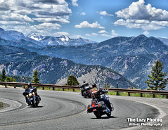 July 16 2016 - Descending Dead Indian Pass (lazy_photog) Tags: red party mountains joseph photography highway montana chief rally pass motorcycles lodge lazy babes wyoming elliott bikers photog beartooth worland 071616beartoothandredlodge