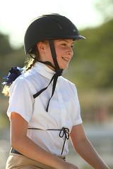 IMG_2568 (SJH Foto) Tags: horse show hunter jumper class girls teenage teen riders action shot tweens
