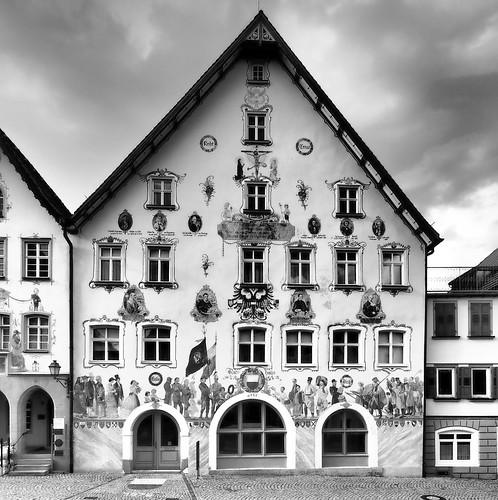 4.08.2016 Horb am Neckar - Rathaus -