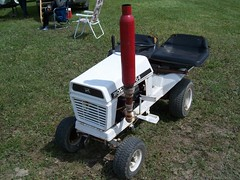 Earlton Steam and Antique Show 2016 (13) (thepro82) Tags: turbo lawn mower muffler seats