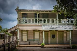 Pioneer Town in Wimberley, Texas
