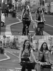 [La Mia Citt][Pedala] (Urca) Tags: milano italia 2016 bicicletta pedalare ciclista ritrattostradale portrait dittico nikondigitale mir bike bicycle biancoenero blackandwhite bn bw bnbw 881145