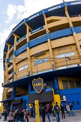 Boca Juniors stadium (josecdimas) Tags: buenosaires argentina arg bocajuniors