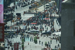 Times Square from Novotel New York (Secondcity) Tags: timessquare novotelnewyork newyork