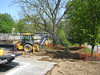 15 Speading Topsoil (chelmsfordpubliclibrary) Tags: cpl chelmsford chelmsfordpubliclibrary chelmsfordlibrary greenway