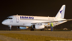 _DSC7160 (southspotterman1) Tags: l410 airplanes spotting unoo inomsk omsk airport     410  nightspotting