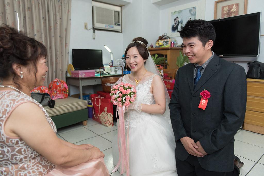 中僑花園飯店婚禮記錄雅琇與紋瑞-42