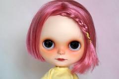 A Blythe Custom! (CornflowerBlue07) Tags: takara blythe custom pixie chinalilly