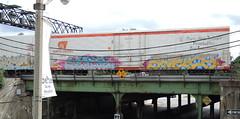 Keptoe , Sketch (Select1200) Tags: benching freights trains graffiti railroad chicago art