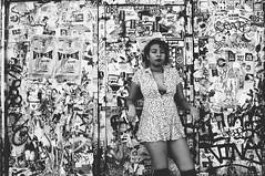 Ups (Vazquez.R) Tags: lens cine sony bw blackandwhite portrait bar hitups stickers graffiti fremont downtown nevada lasvegas instagramapp square squareformat iphoneography