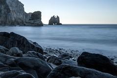 Portizuelo 2 (ccc.39) Tags: asturias valds portizuelo barcia luarca cantbrico paya mar agua sea seascape beach coast costa longexposure