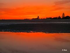 Atardecer (Pedrali) Tags: huelva ayamonte islacanela atardecer playa olympuse3 zuiko50200swd pedrali