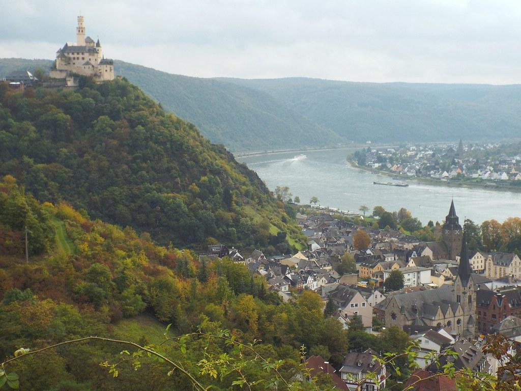 Rheinsteig 2014