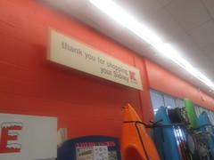 Thank You for Shopping Kmart (Random Retail) Tags: kmart store retail 2015 sidney ny thankyouforshopping