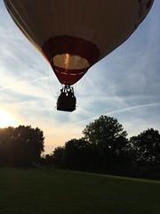 160921 - Ballonvaart Stadskanaal naar Gasselternijveen 5