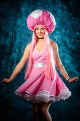 aniventure_2016_photo_corner-156 (Victor G Minchev) Tags: cosplay portrait nikon 70200 studio photocorner comiccon costume super mario mushroom princess another castle