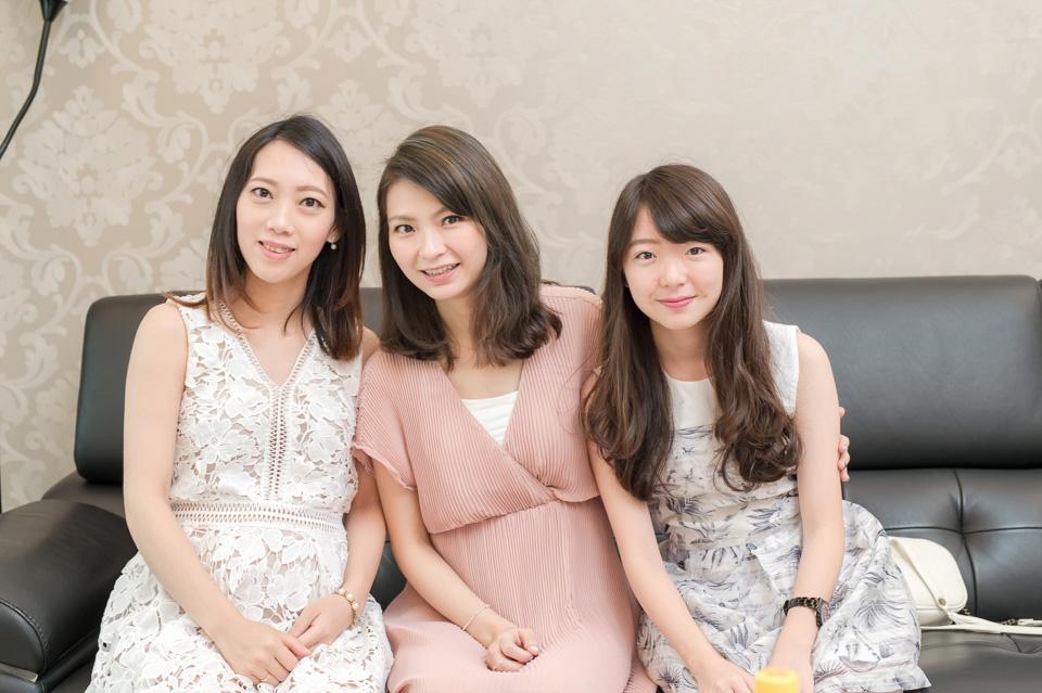 台南婚攝 情定婚宴城堡永康館 婚禮紀錄 C & V 014