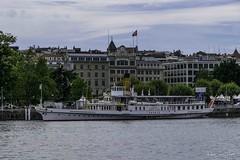 Savoie (Didier Mouchet) Tags: cgn genve savoie simplon bateau suisse laclman lakeofgeneva geneva genf steamer vapeur bellepoque didiermouchet d5300 nikond5300 tamron16300