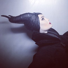 Evil in This World #maleficent #angelinajolie #disney #doll #2014 (disneysdolllover) Tags: maleficent angelinajolie disney doll 2014