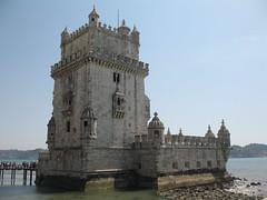 Torre de Belm (kpmst7) Tags: 2016 portugal europe iberia lisbon lisboa westerneurope southerneurope castle tower fortress river water belm unesco nationalcapital