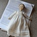 Work in Progress:  Gail Wilson Jane Austen Doll Project in Progress