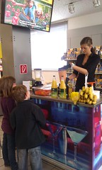 """Smoothie Catering beim ADAC • <a style=""""font-size:0.8em;"""" href=""""http://www.flickr.com/photos/69233503@N08/8447770222/"""" target=""""_blank"""">View on Flickr</a>"""